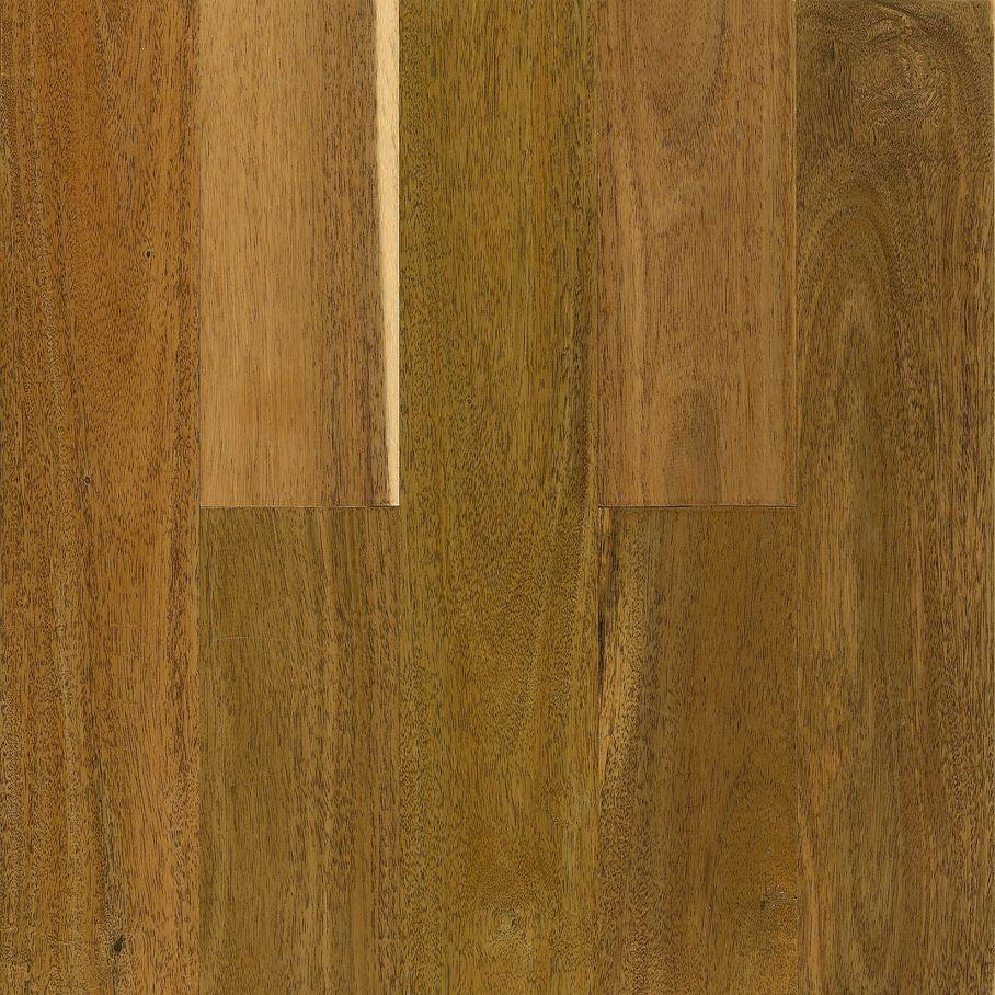 Black Acacia Natural – Solid Hardwood