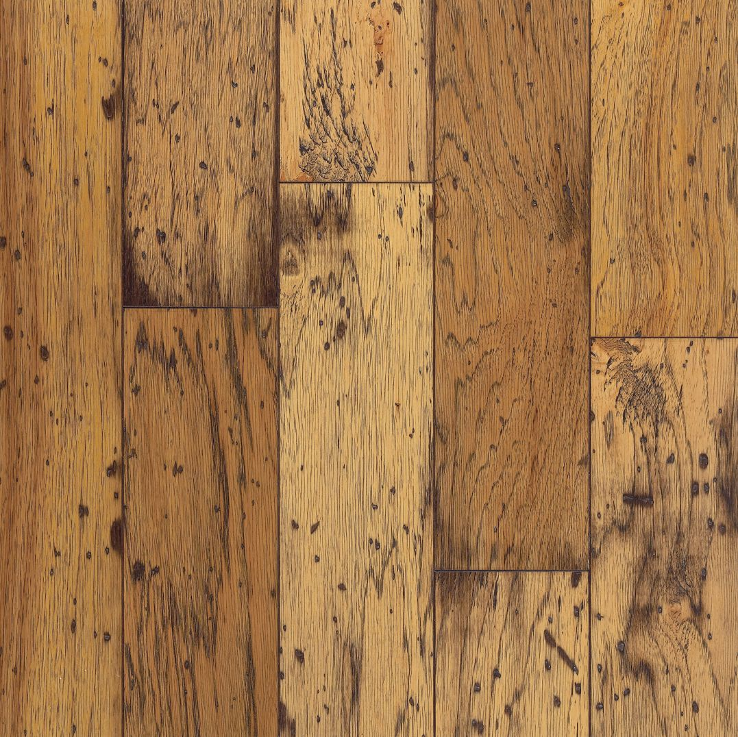 Hickory Antique Natural – Engineered Hardwood