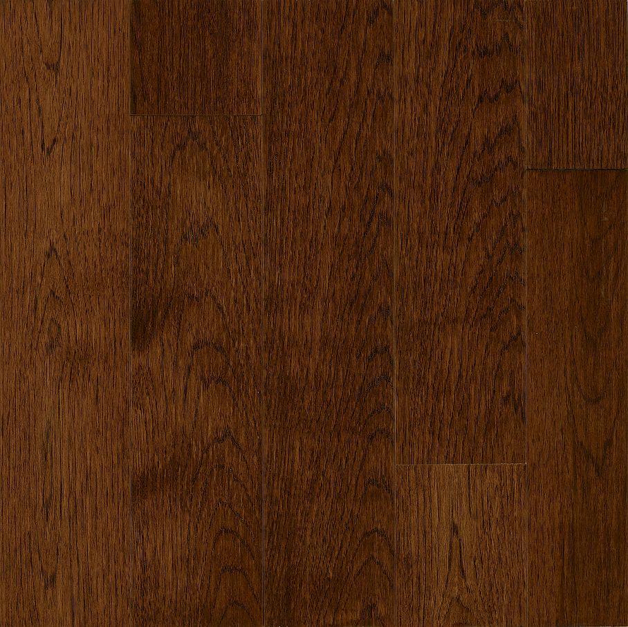 Hickory Antler Brown – Solid Hardwood