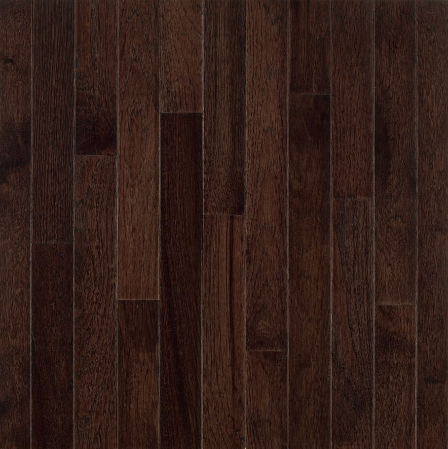Hickory Frontier Shadow – Solid Hardwood
