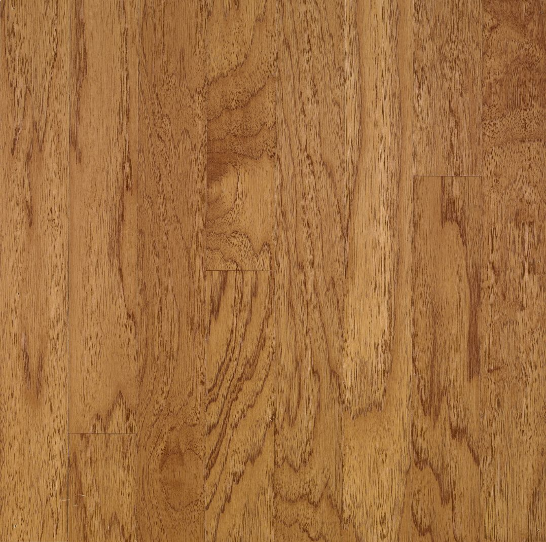 Hickory Golden Spice – Engineered Hardwood