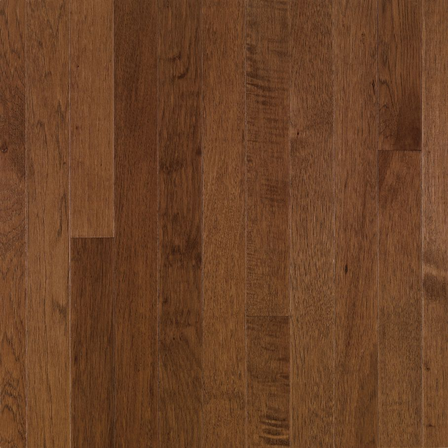 Hickory Plymouth Brown – Solid Hardwood