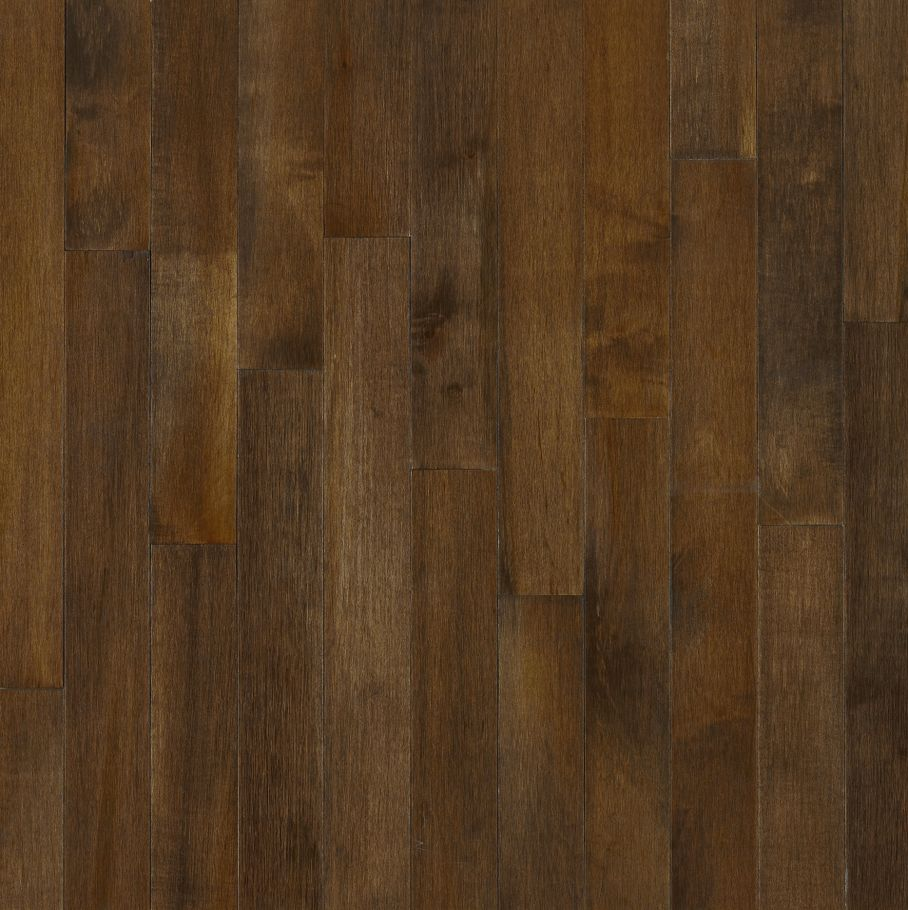 Maple Cappuccino – Solid Hardwood