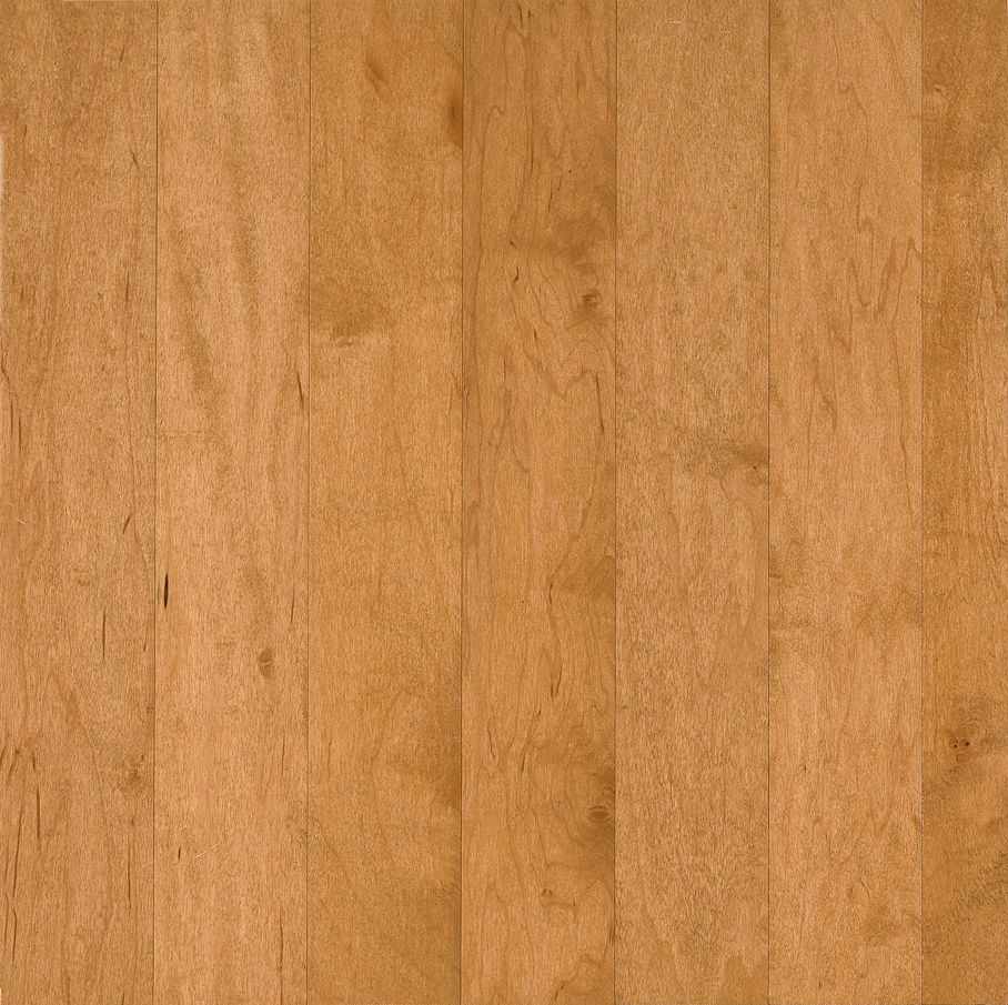 Maple Country Caramel – Solid Hardwood