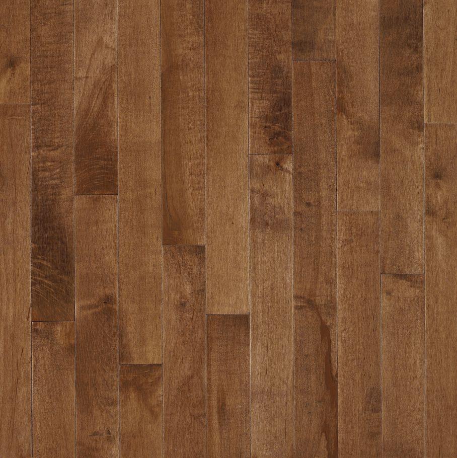 Maple Hazelnut – Solid Hardwood