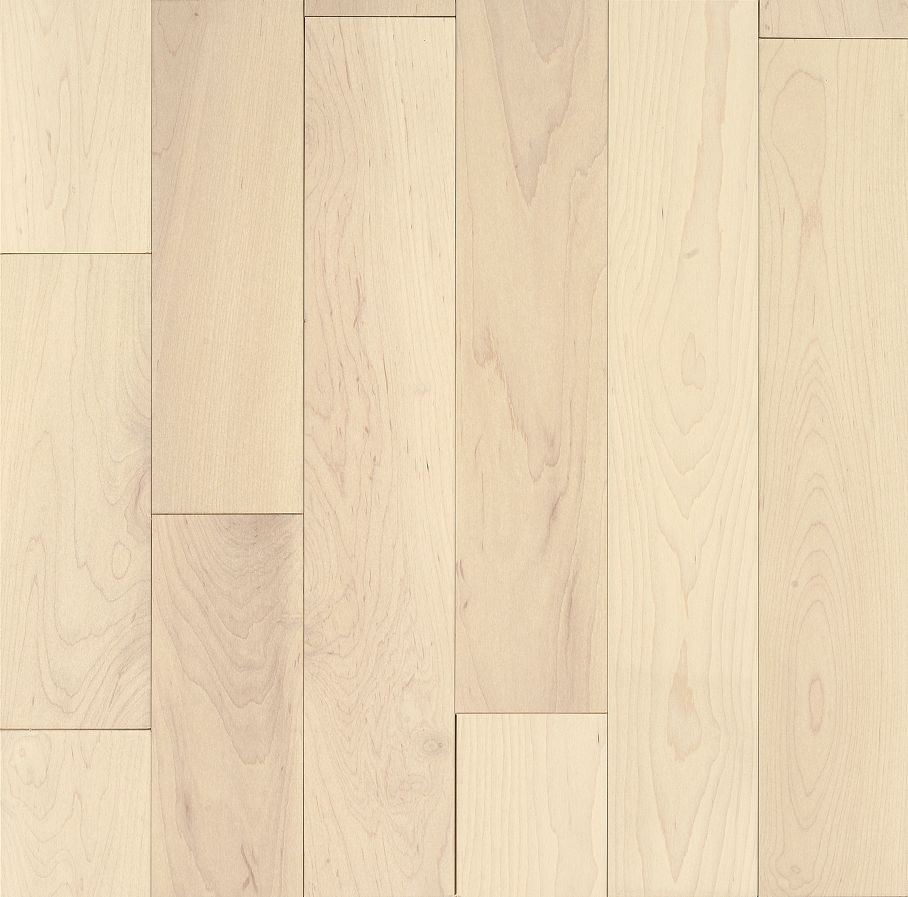 Maple Winter Neutral – Solid Hardwood