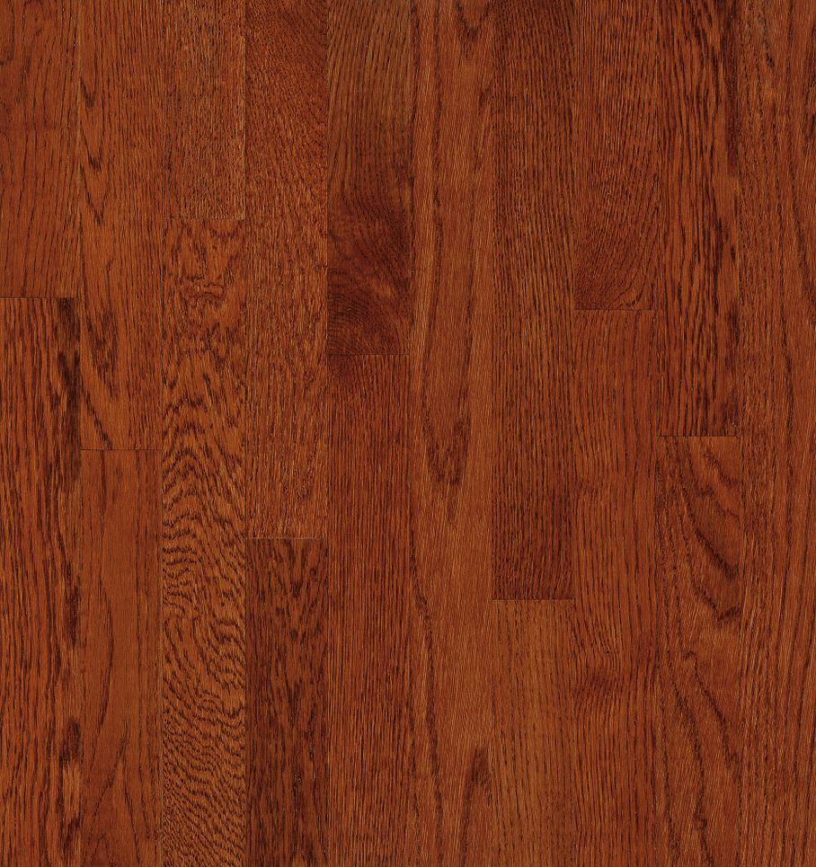 Oak Amber – Solid Hardwood