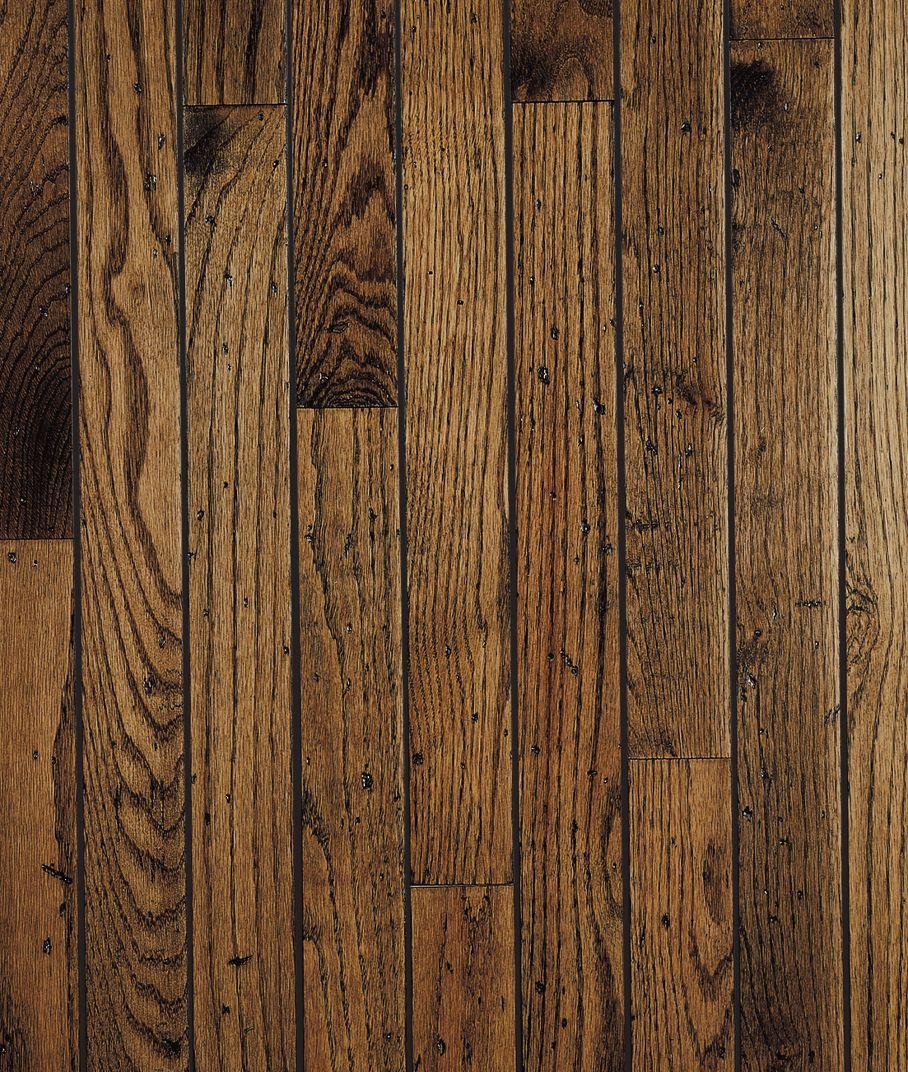 Oak Antique – Solid Hardwood