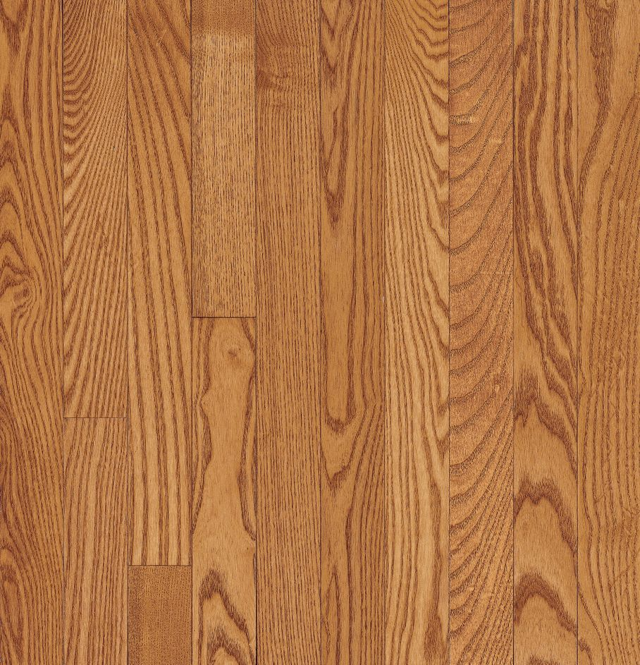 Oak Butterscotch – Solid Hardwood