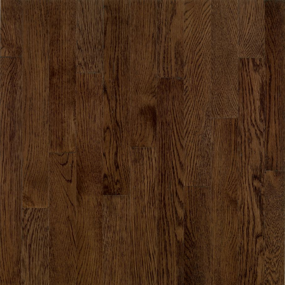 Oak Mocha – Solid Hardwood