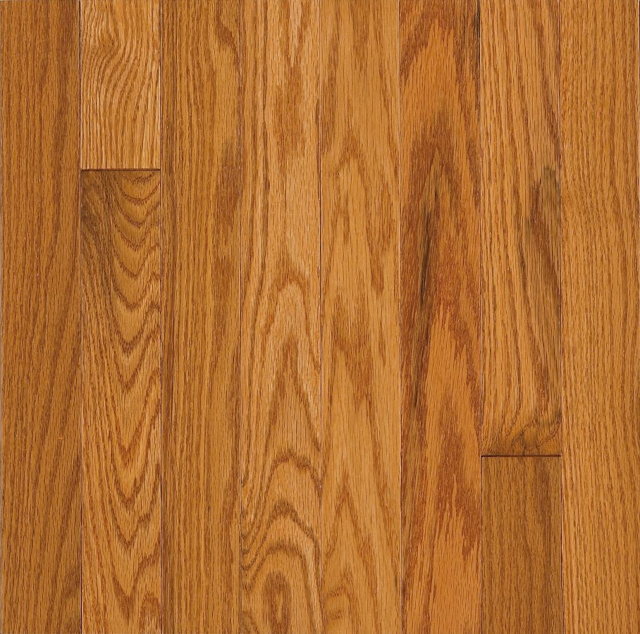 Oak Praline – Solid Hardwood