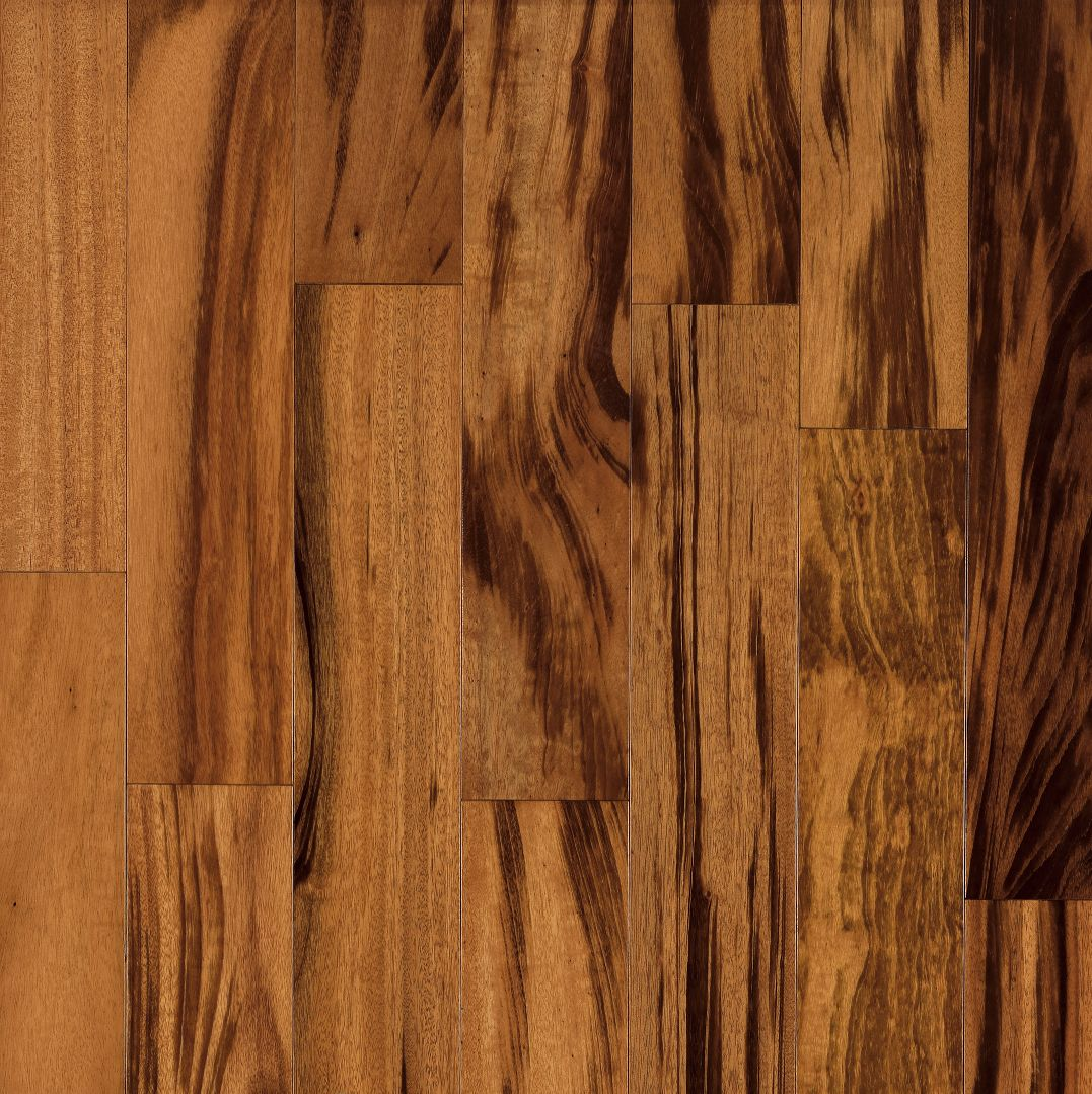Tigerwood Natural – Engineered Hardwood