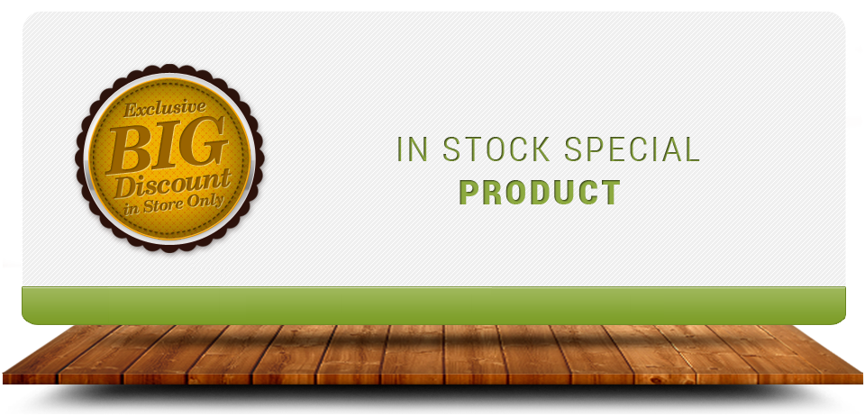 in stock special product