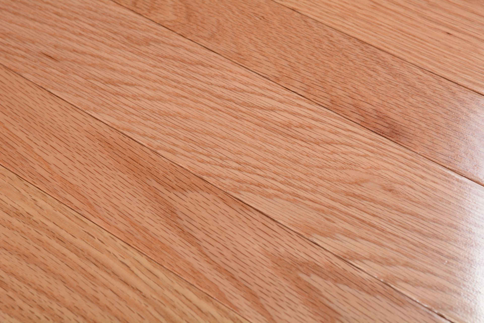 Somerset solid smooth high gloss collection red oak for Direct hardwood flooring