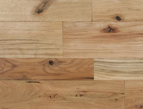 Unfinished Red Oak #2 Common