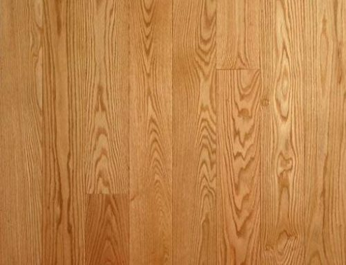 Unfinished Red Oak Select & Better