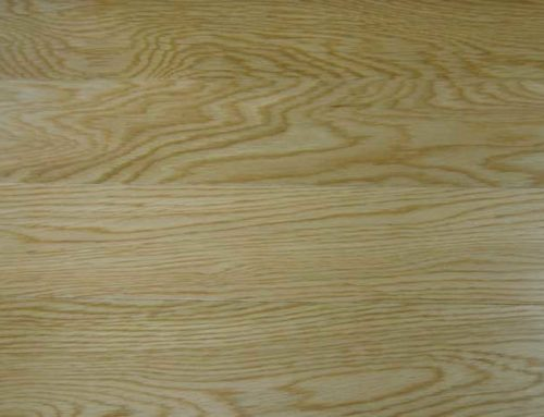 Unfinished White Oak Select&Better