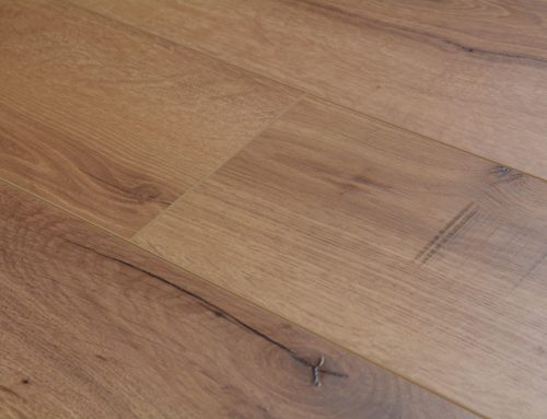Featherstep Laminate 12.3 mm London Derry Oak BOG_5508