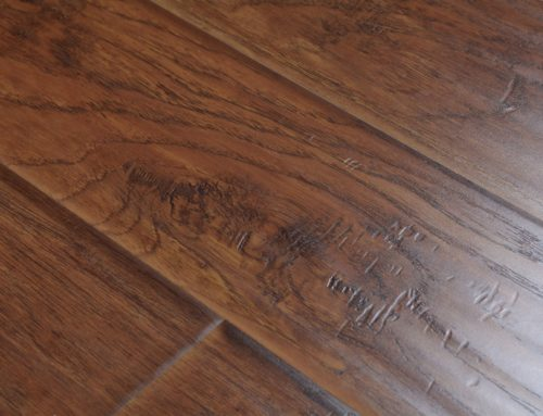 Featherstep Laminate 12.3 mm Roadhouse Hicory BOG_5526