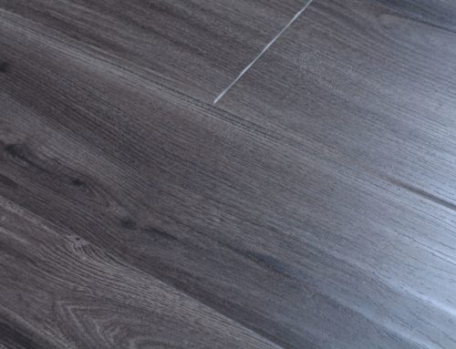 Featherstep Laminate 12.3 mm Silvered Oak BOG_5461